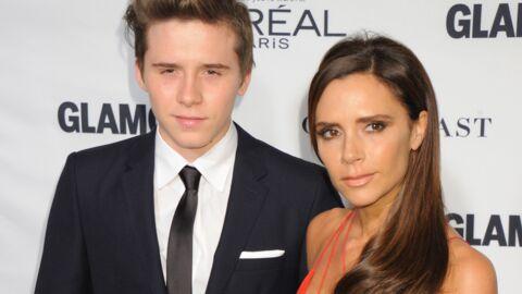 Victoria Beckham en larmes pour le départ de son fils Brooklyn à l'université