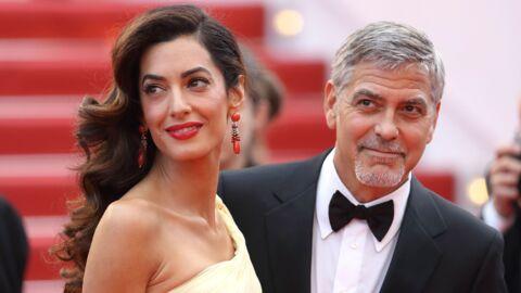 Charlottesville: George et Amal Clooney font un don d'un million de dollars contre la haine