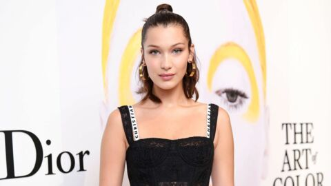 PHOTO Bella Hadid pose topless pour V Magazine