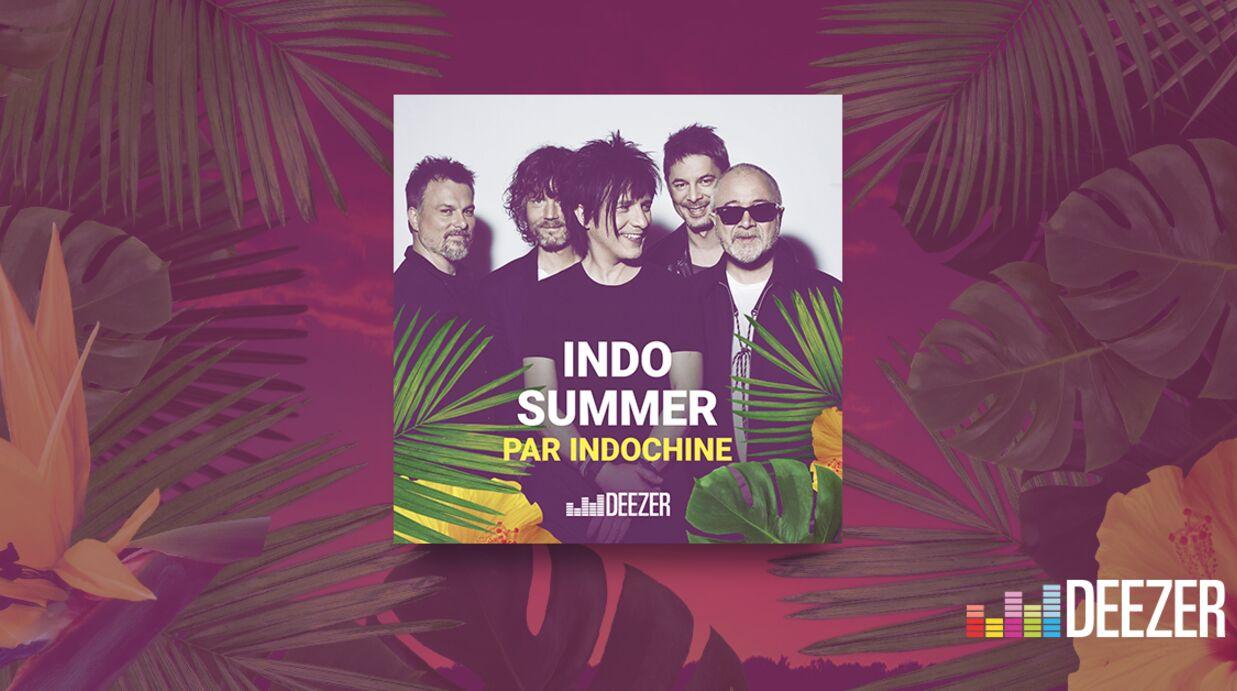Indochine: découvrez leur playlist Deezer de l'été 24h avant tout le monde