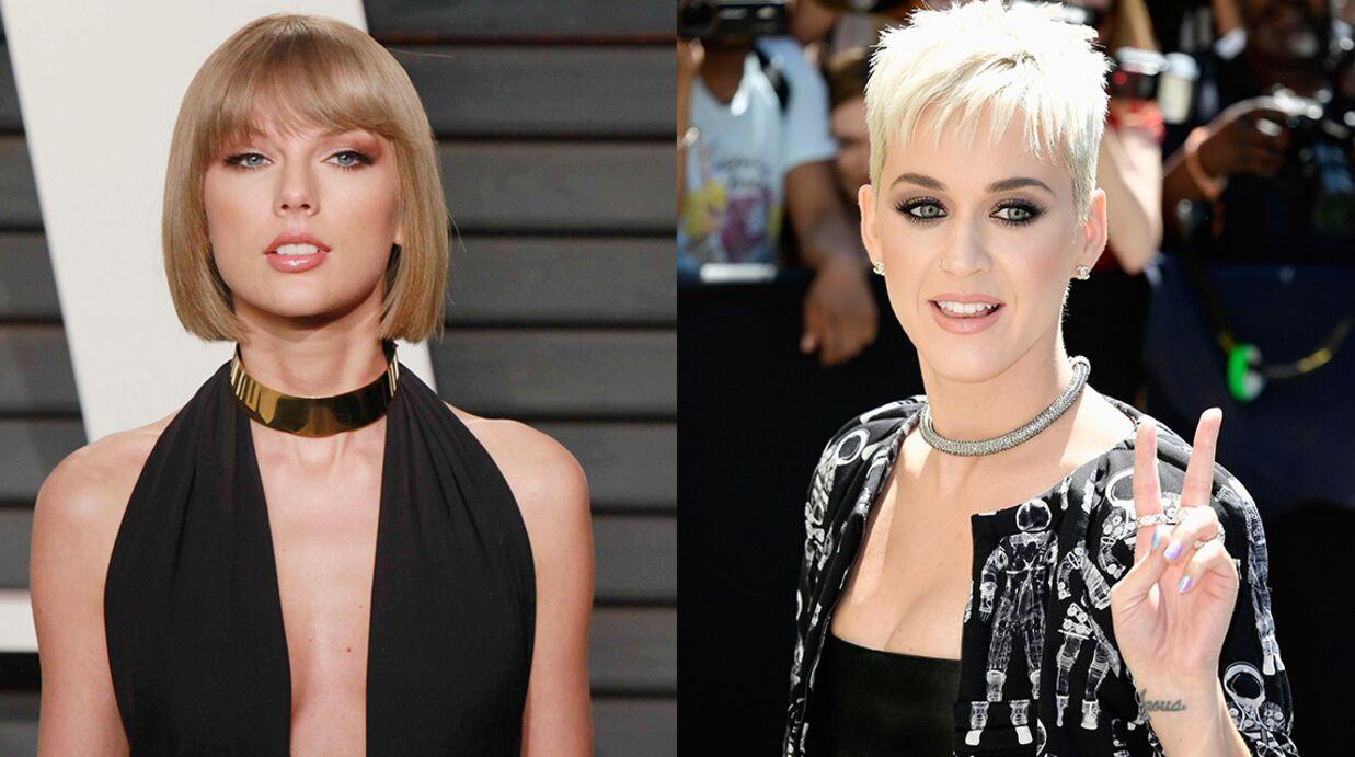 Taylor Swift ne fera pas la paix avec Katy Perry car elle la «déteste»