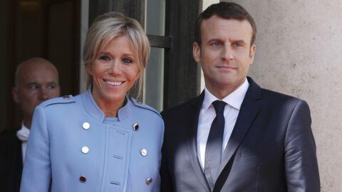 PHOTOS Emmanuel et Brigitte Macron ont adopté un chien: découvrez la signification de son nom