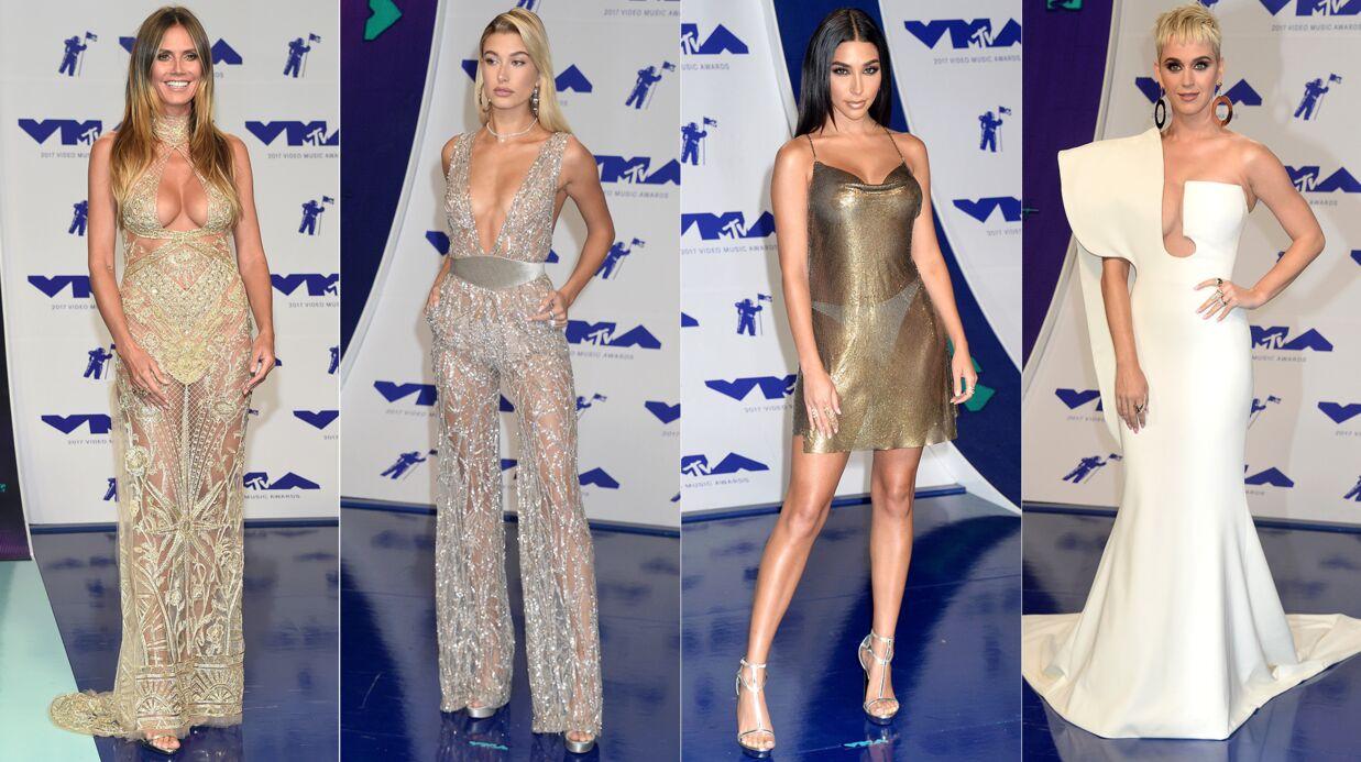 PHOTOS MTV Video Music Awards 2017: les looks les plus sexy de la soirée