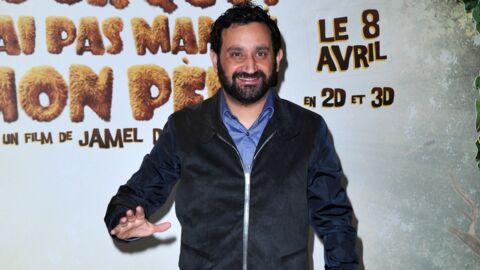 Touche pas à mon poste: le logo de l'émission critiqué, Cyril Hanouna donne son avis