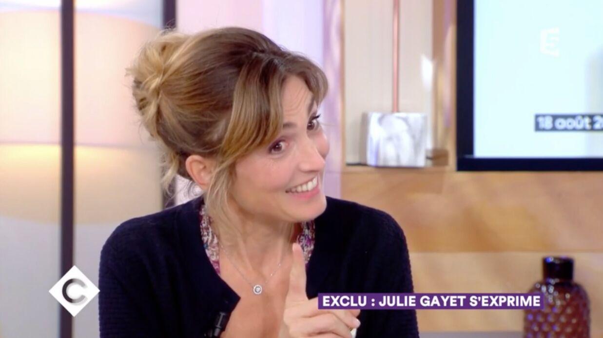 VIDEO Julie Gayet blague sur son rôle de «deuxième dame» auprès de François Hollande