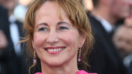 Royal fakes segolene