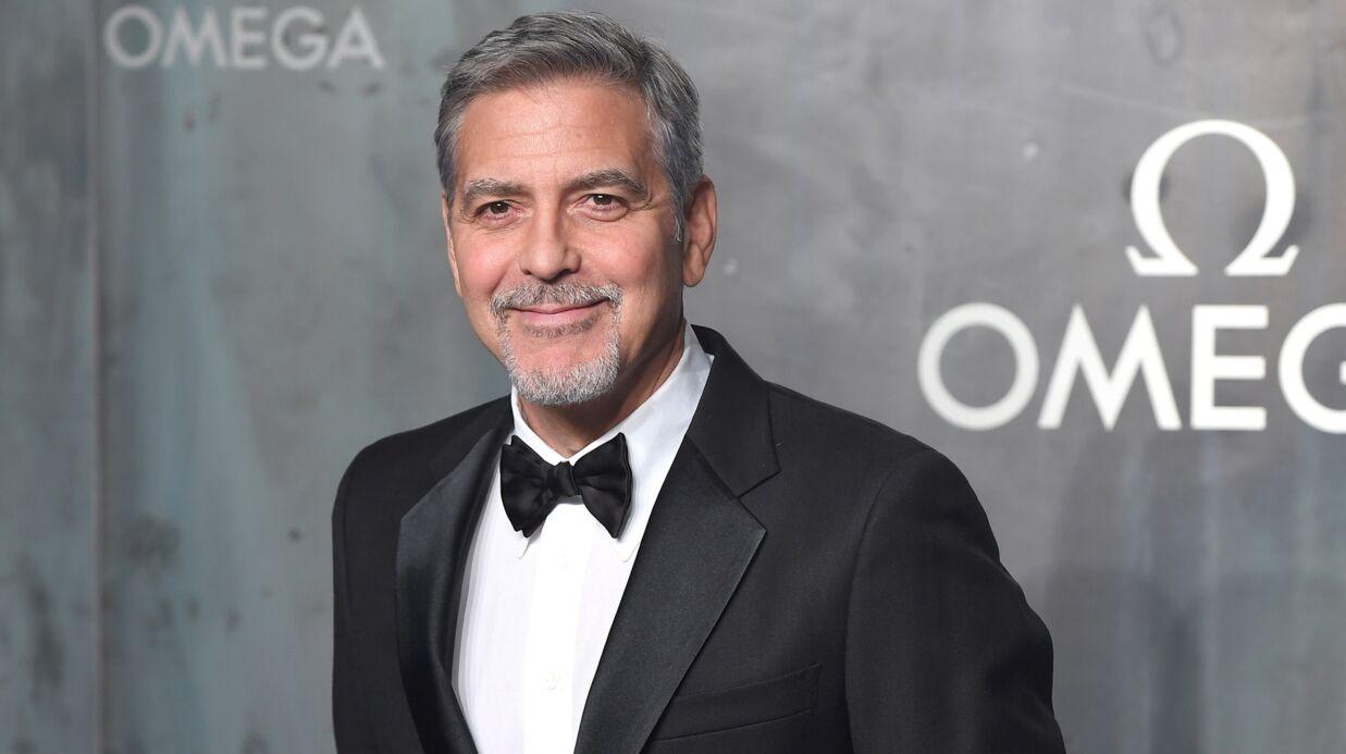 George Clooney se confie sur la naissance de ses jumeaux