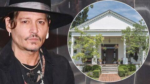 PHOTOS Visitez le sublime ranch que Johnny Depp est obligé de vendre aux enchères