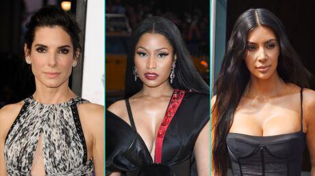 Sandra Bullock, Nicki Minaj, les Kardashian: les stars se mobilisent pour les sinistrés de Houston