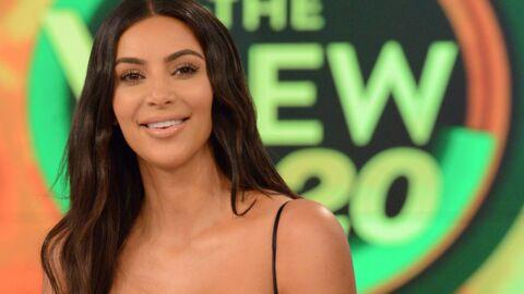 Kim Kardashian, en bikini: son selfie plongeant dans son affolant décolleté