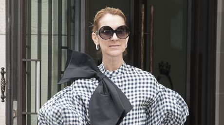 PHOTO Céline Dion change encore de look et c'est très sexy