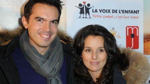 PHOTO Faustine Bollaert: sa photo de mariage pour ses 5 ans avec Maxime Chattam