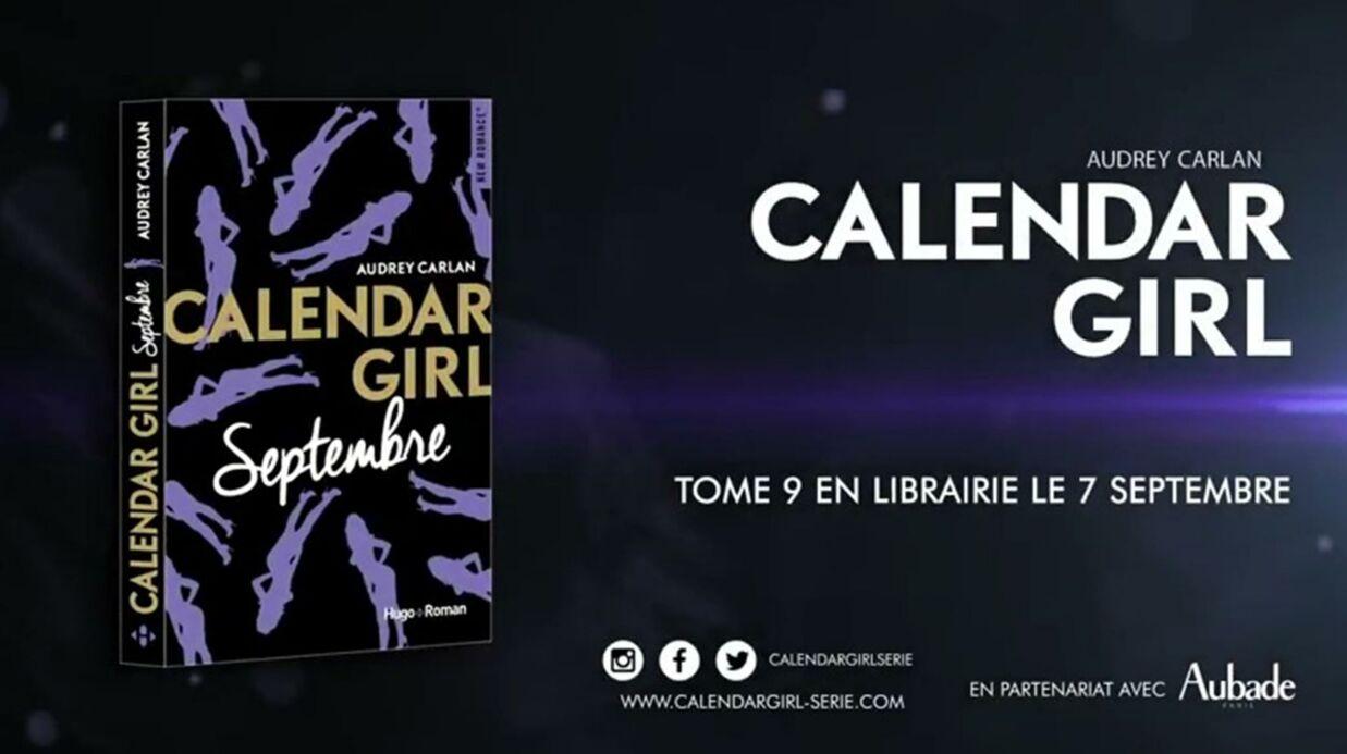 Calendar Girl: découvrez le premier extrait du mois de septembre!