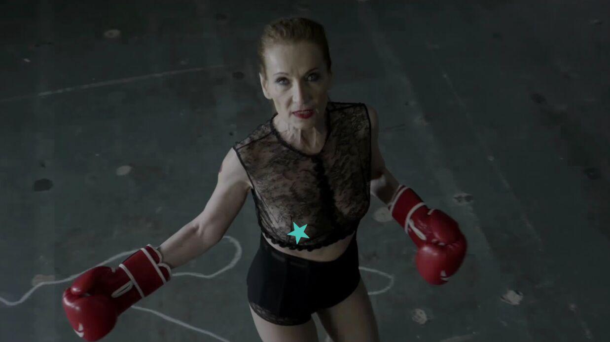Secret Story 11: le clip sexy de Tanya, 67 ans, la cougar de la saison
