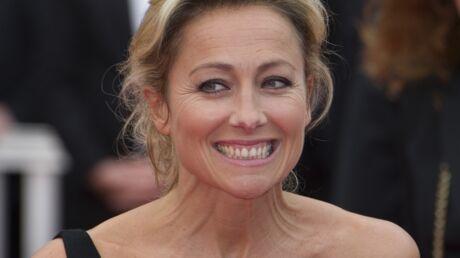 Découvrez la première photo d'Anne-Sophie Lapix sur le tout nouveau plateau du 20h de France 2