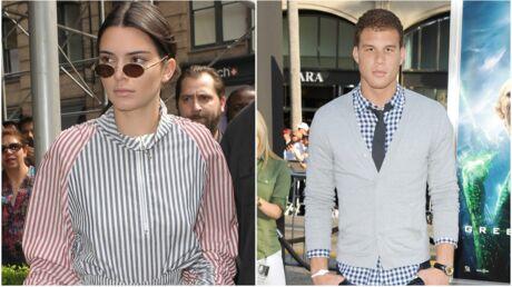 Kendall Jenner aperçue très proche du basketteur Blake Griffin