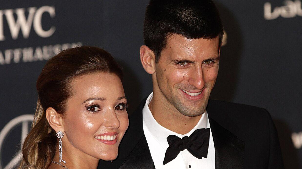Novak Djokovic est papa pour la deuxième fois