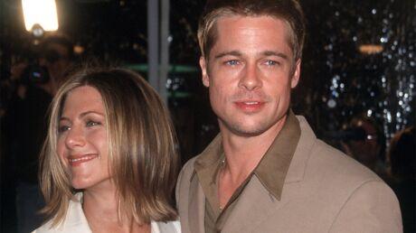 Brad Pitt et Jennifer Aniston très proches, l'acteur s'excuse douze ans après leur divorce!