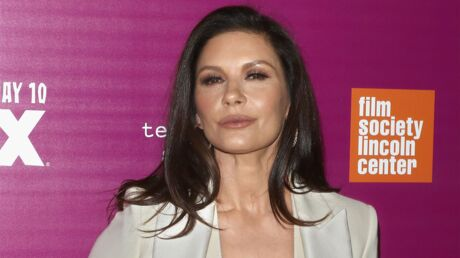 PHOTO Catherine Zeta-Jones pose sans maquillage et elle est divine