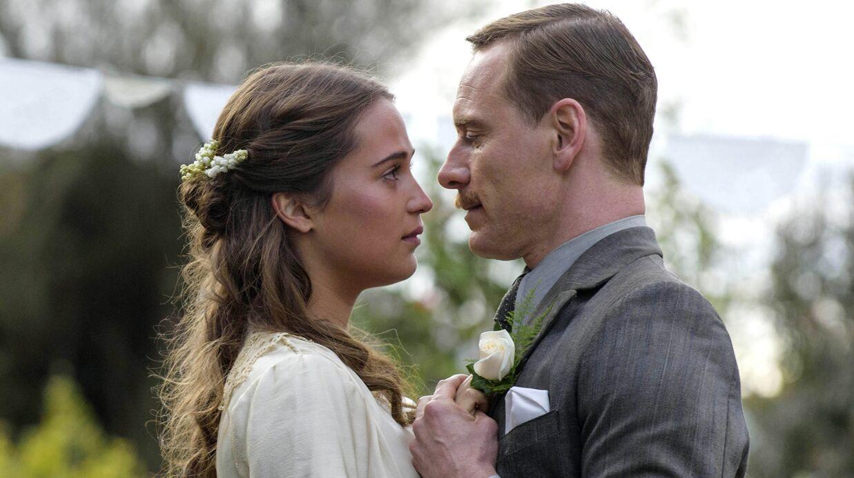 Alicia Vikander et Michael Fassbender devraient se marier le mois prochain
