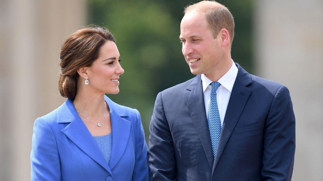 C'est officiel: Kate Middleton est enceinte de son troisième enfant!