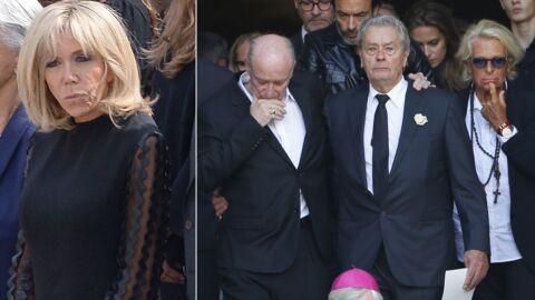 Obsèques de Mireille Darc: une amie dénonce l'absence de Brigitte Macron et de la ministre de la Culture