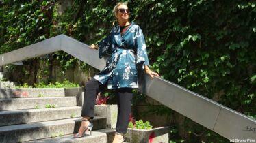 Le kimono, c'est now
