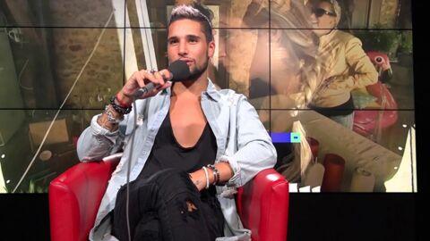 VIDEO Ses premiers pas d'animateur sur MTV, sa rupture avec Smaïl, sa rhinoplastie: l'interview d'Eddy
