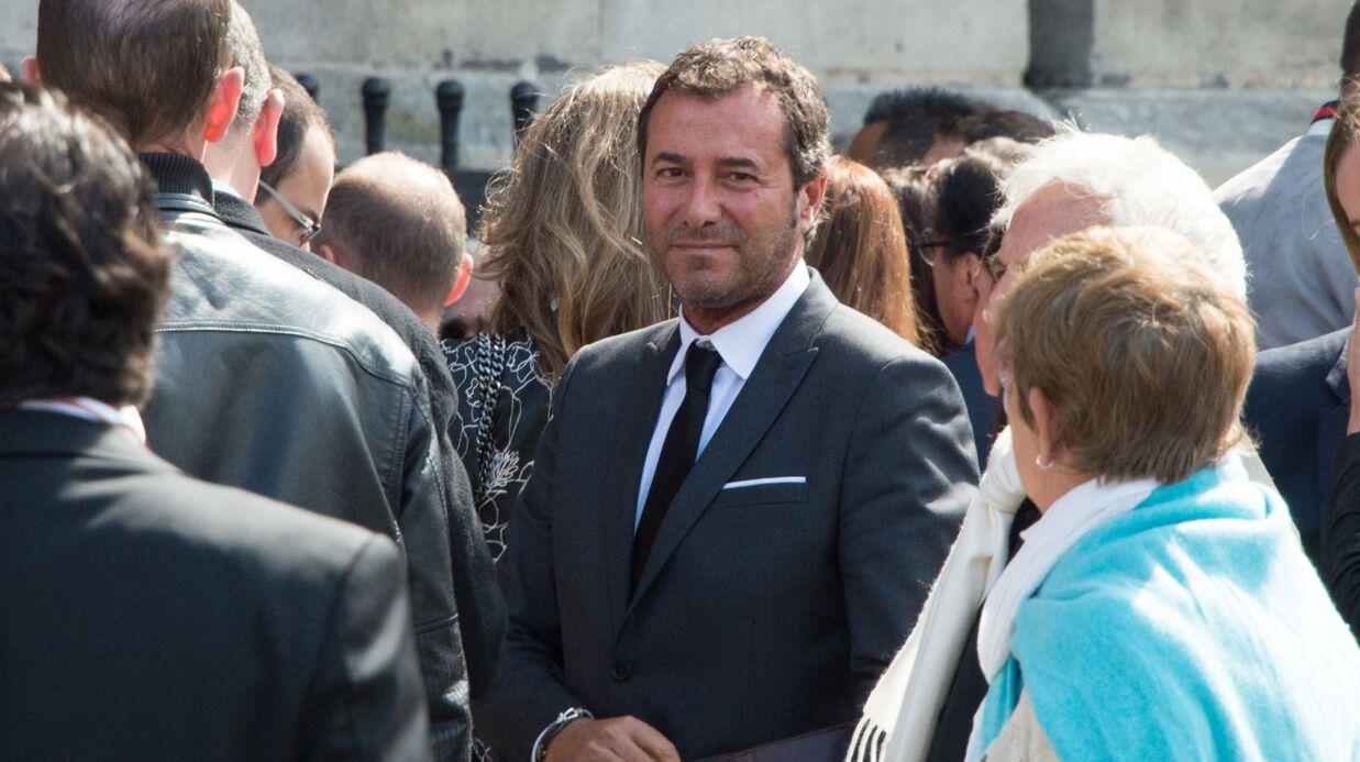Bernard Montiel défend Brigitte Macron, épinglée pour son absence aux obsèques de Mireille Darc