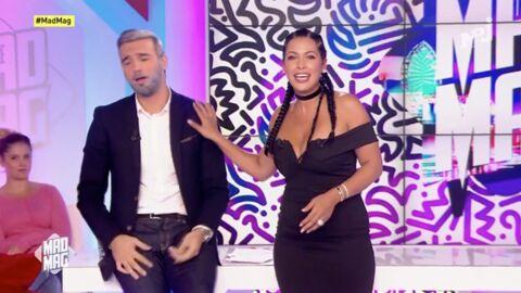 VIDEO Mad Mag: le relooking d'Ayem Nour n'était qu'une blague!