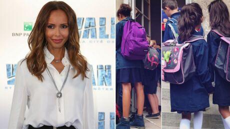 PHOTOS Sonia Rolland, Emmanuelle Béart… les stars assurent pour la rentrée scolaire de leurs enfants