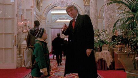 Donald Trump: pour tourner un film dans une de ses propriétés, il faut lui écrire une scène