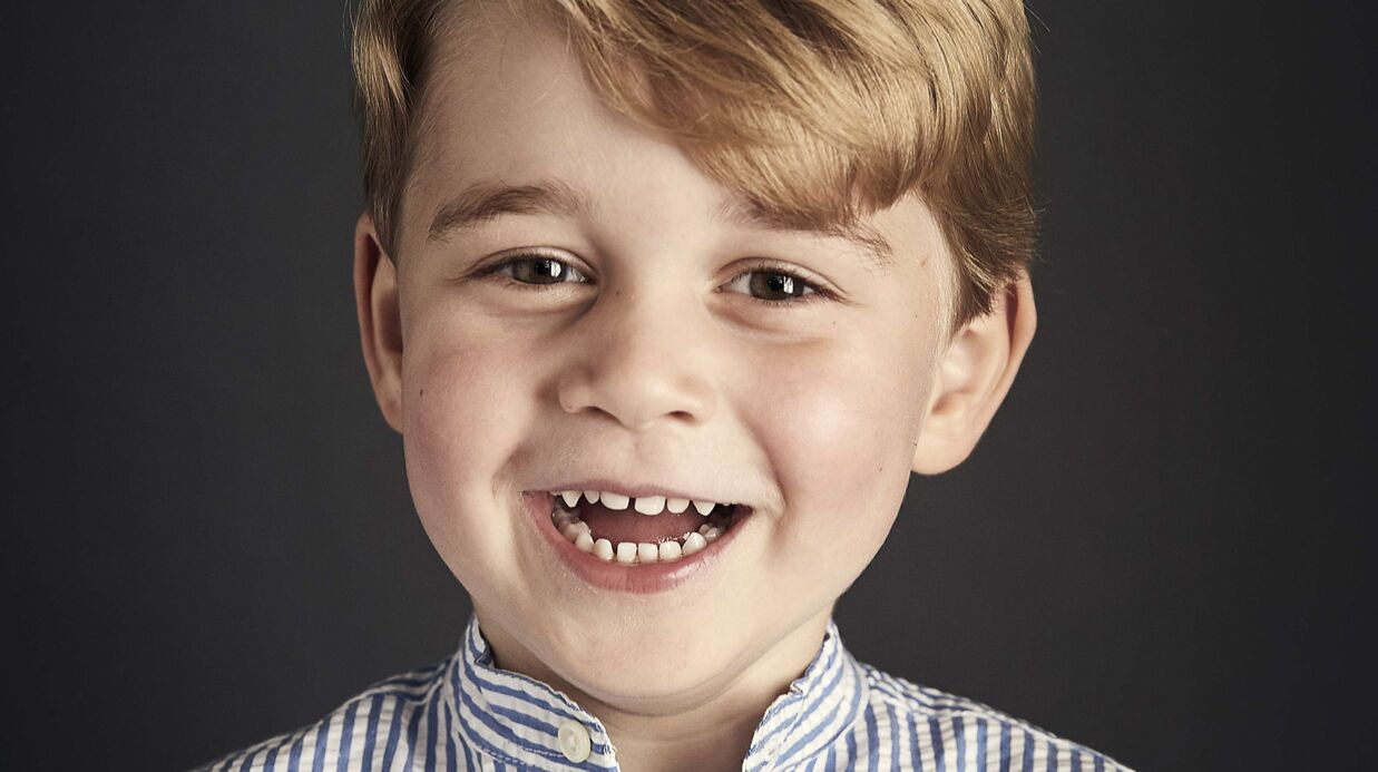 Le prince George va se régaler à la cantine de son école maternelle: voici les menus