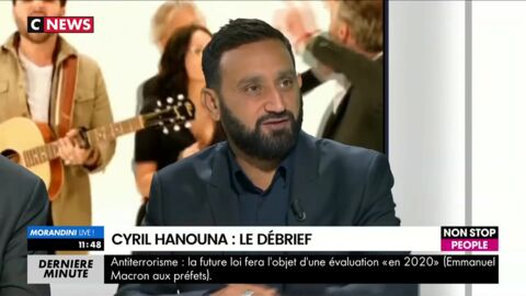 cyril hanouna c libataire c est fini avec emilie voici. Black Bedroom Furniture Sets. Home Design Ideas