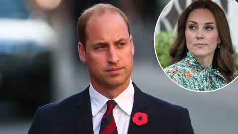 Kate Middleton enceinte et malade: William donne des nouvelles de sa santé