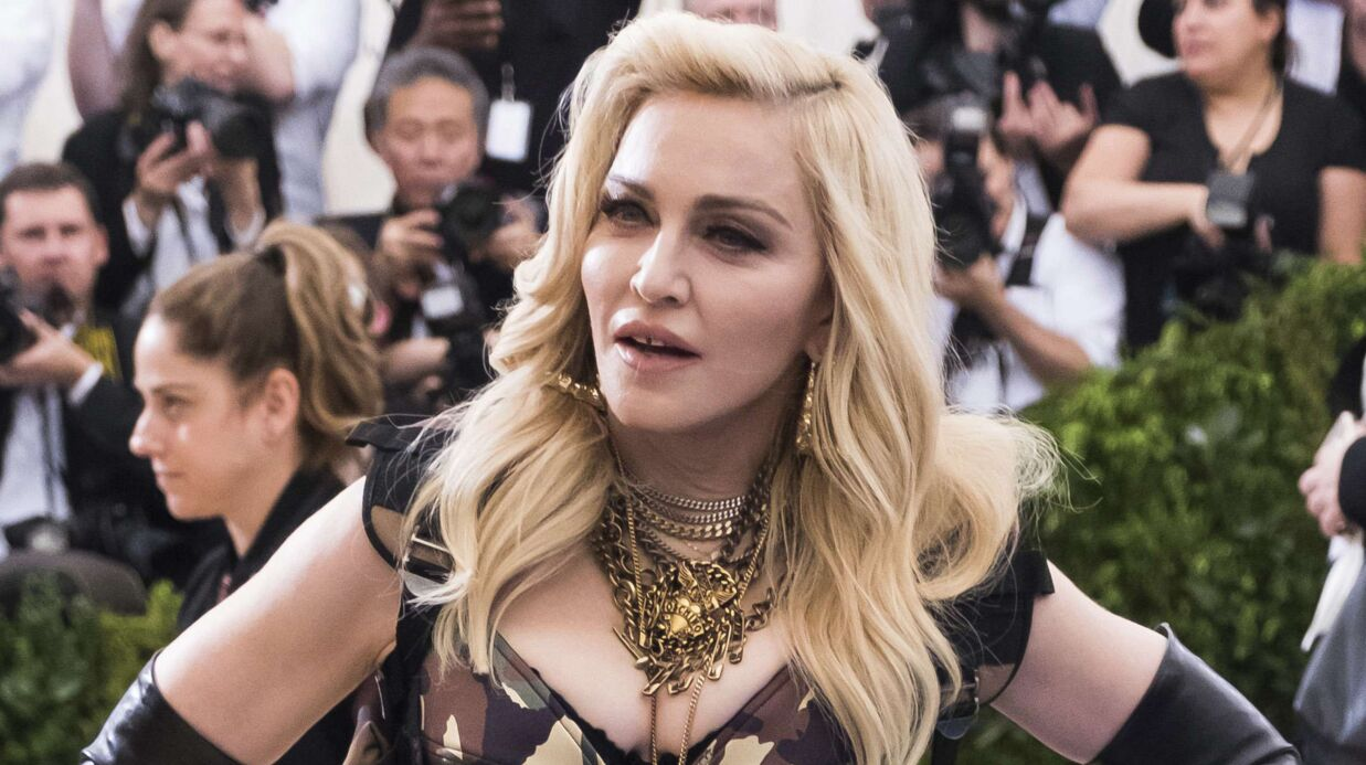 Madonna privée de courrier car le livreur n'a pas voulu croire qu'elle était vraiment… Madonna