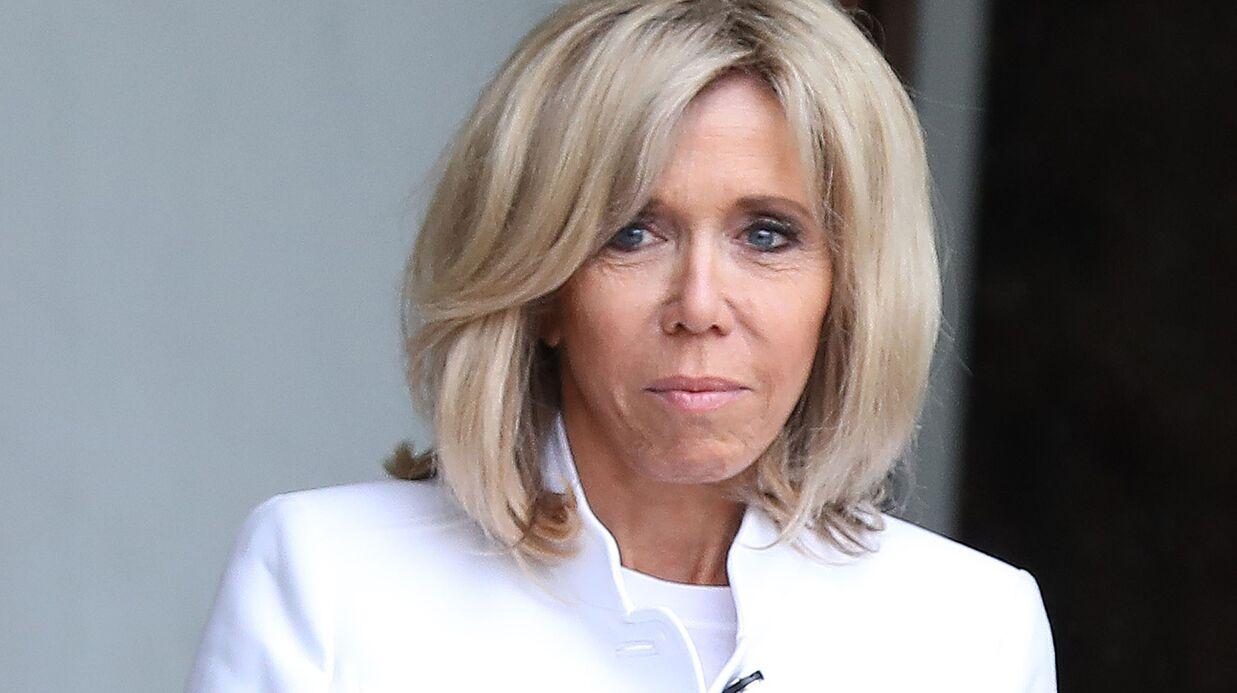 Brigitte Macron avait «la trouille» que son mari soit élu président: «Est-ce que je saurai faire?»