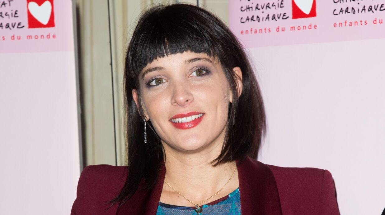 Erika Moulet est enceinte: l'animatrice attend son troisième enfant