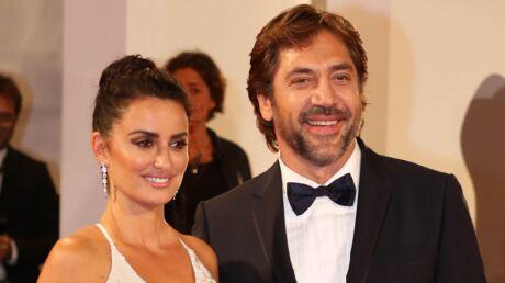 PHOTOS Penélope Cruz et Javier Bardem: un couple sublime et très amoureux à Venise