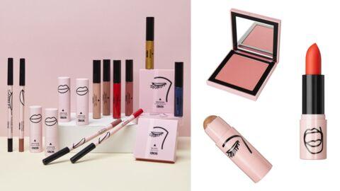 Avis aux beautistas: ASOS lance (enfin) sa propre gamme de make-up!