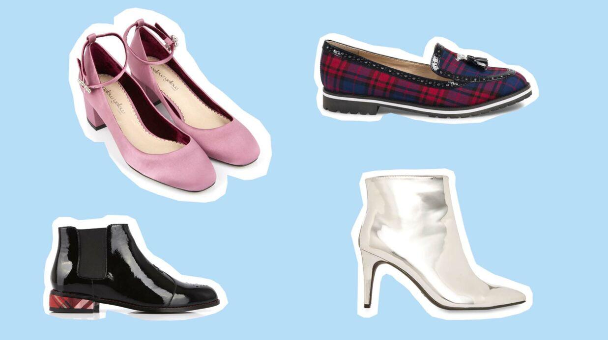 MODE 8 tendances chaussures automne-hiver 2017–2018