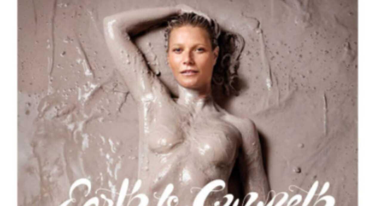 PHOTO Gwyneth Paltrow: l'actrice pose nue en couverture de son propre magazine