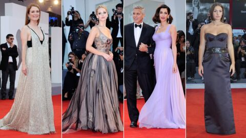 Mostra de Venise 2017 : les looks de red carpet les plus canon