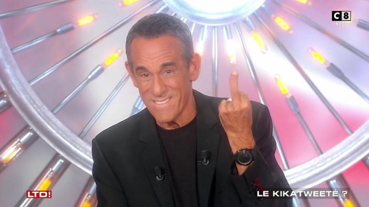 VIDEO Thierry Ardisson: son geste très grossier envers Jean-Michel Apathie, qui a critiqué sa femme