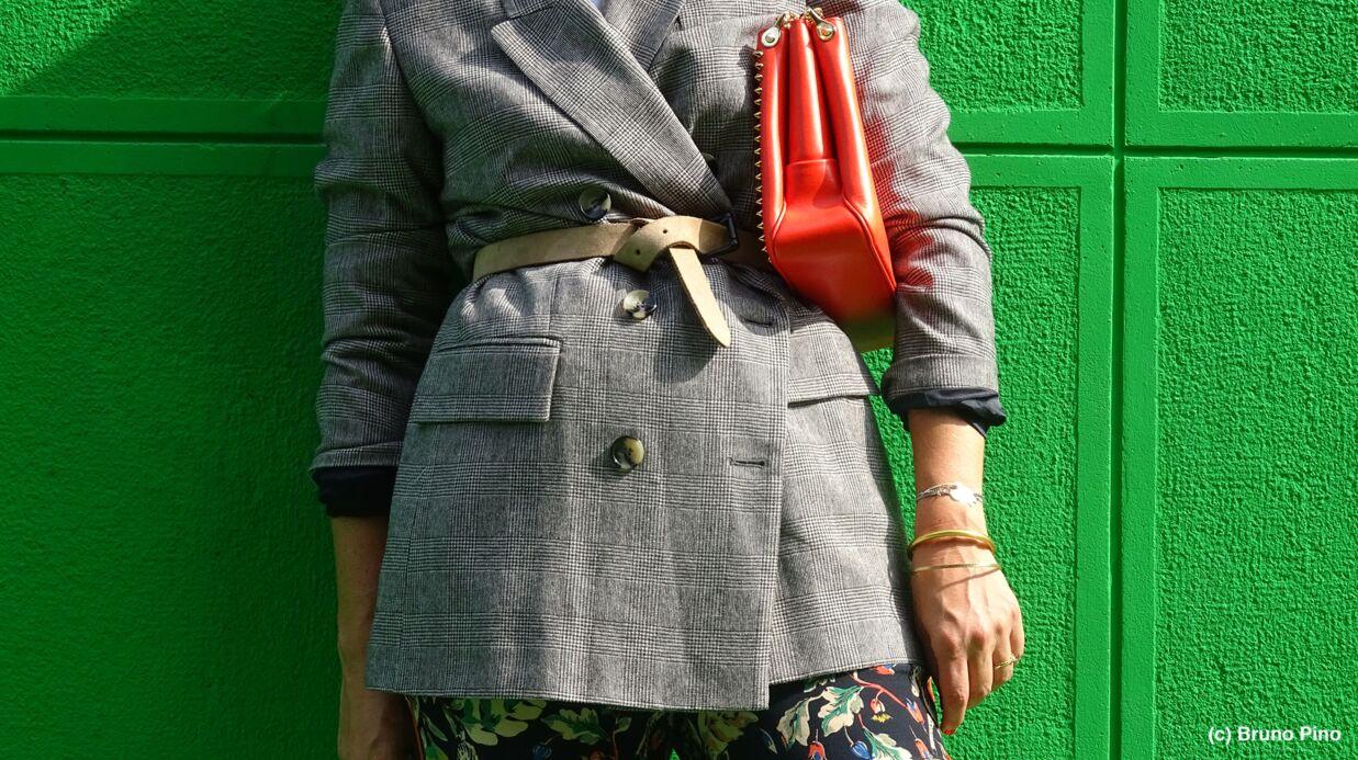 Conseils Mode – Le défi de Virginie: comment porter la veste british?