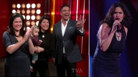 Raquel Garrido: sa soeur Tatiana a participé à The Voice au Québec!