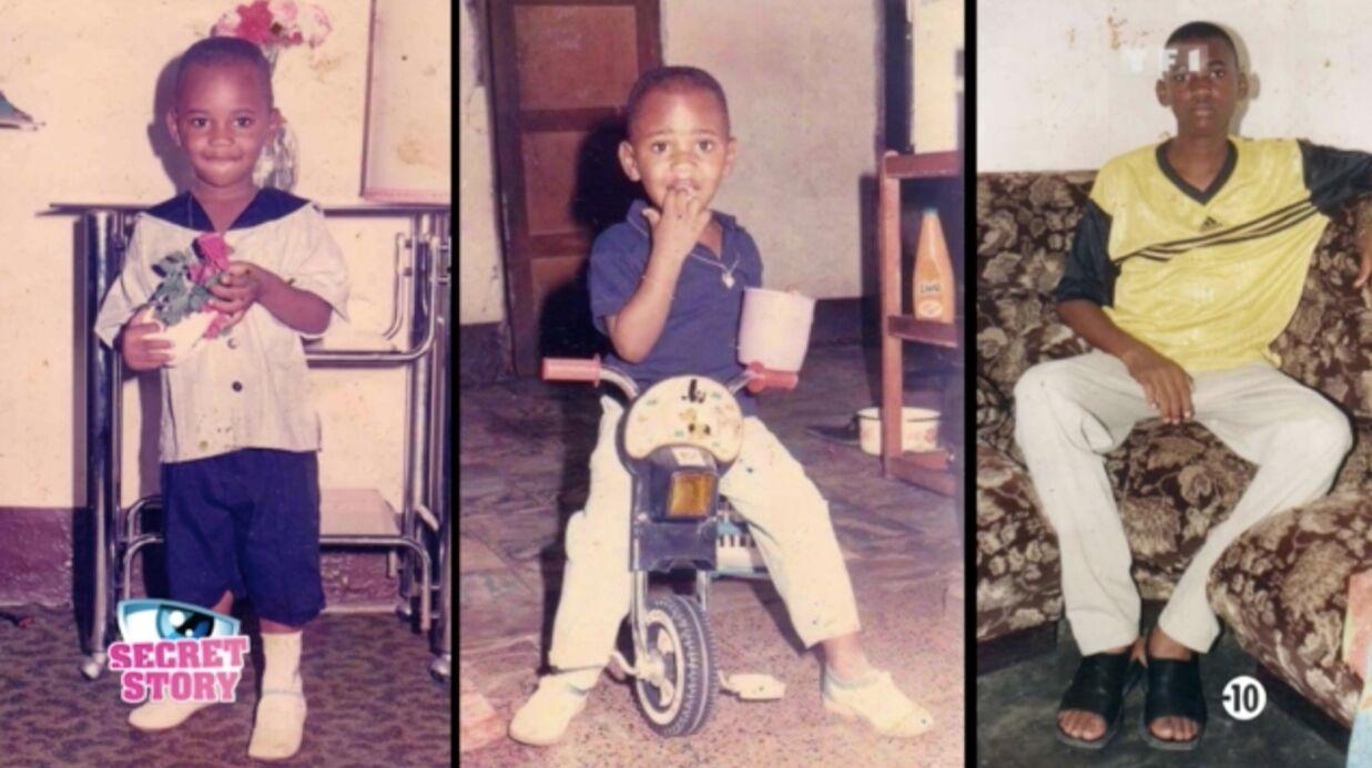 Secret Story 11: découvrez à quoi ressemblait Makao quand il était petit
