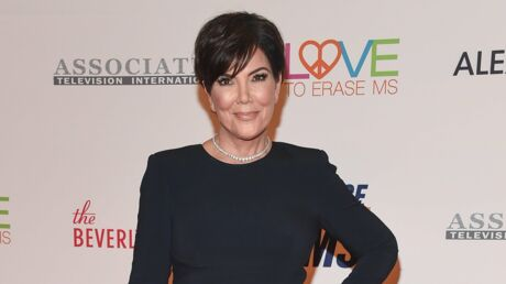 PHOTO Kourtney Kardashian publie une photo de Kris Jenner jeune