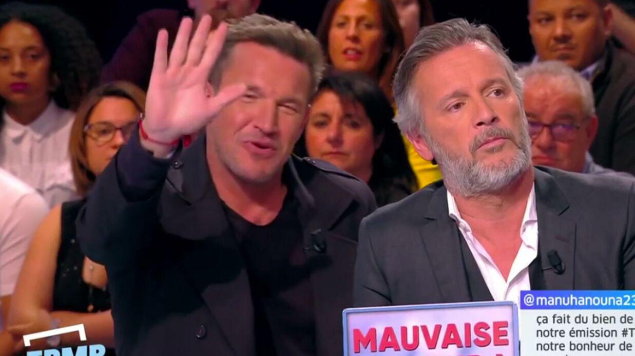 Benjamin Castaldi: en colère contre Jean-Marc Morandini, il l'insulte
