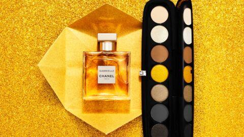 Nos beauty crushs: l'eau de parfum Gabrielle Chanel et la palette eye-conic Marc Jacobs